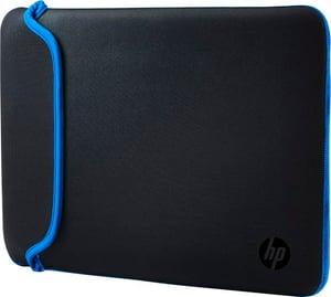 Sleeve Chroma Reversible 15,6'' schwarz / blau