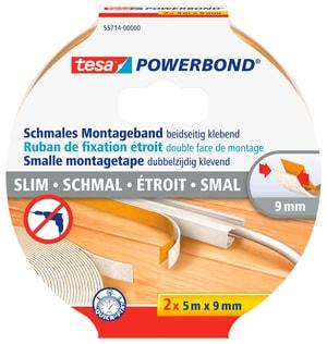 Powerbond® SCHMAL 10mx9mm