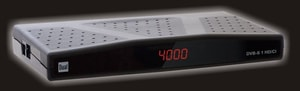 Dual DVB-S1 HD Satreceiver