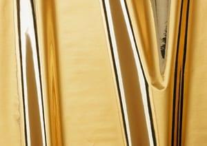 Pellicole decorative autoadesive effetto metallo ultralucido oro