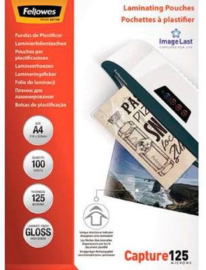 Feuille à plastifier 216x303mm