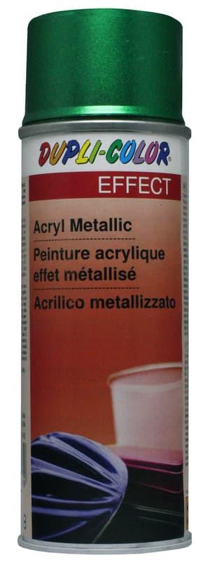 Peinture en aérosol métallisé