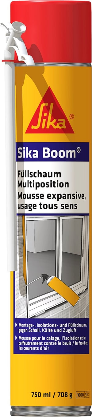 Boom Füllschaum 750 ml