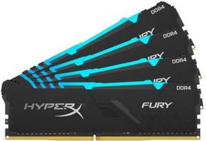 DDR4-RAM FURY RGB 3200 MHz 4x 8 GB
