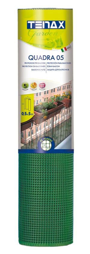 Mehrzweckgitter Quadra 05 grün