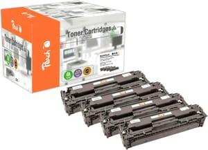 Multipack Toner Canon CRG-718 M/BK/C/Y