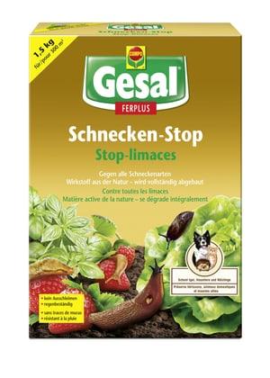 Gesal Schnecken-Stop FERPLUS, 1.5 kg