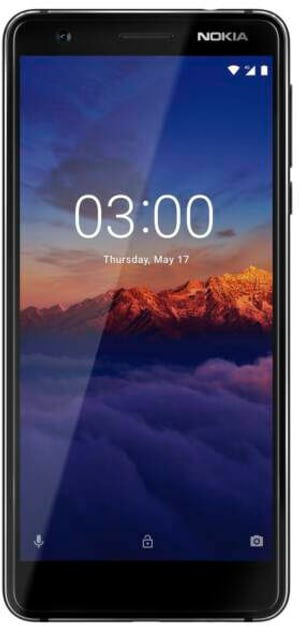 3.1 (2018) Dual SIM 16GB Bleu