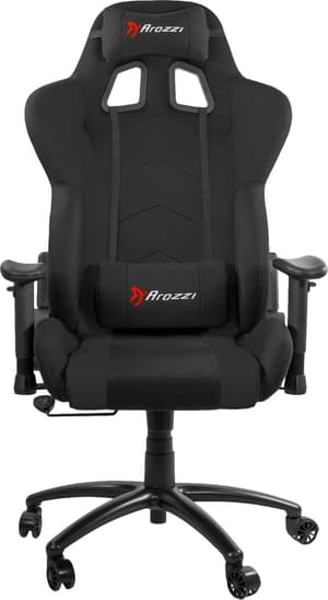 Arozzi Inizio Fabric Gaming Chair - schwarz