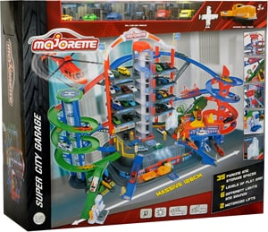 Supercity Garage 7 Level