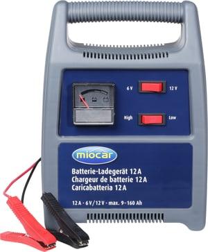 Batterie-Ladegerät 6/12V 12A