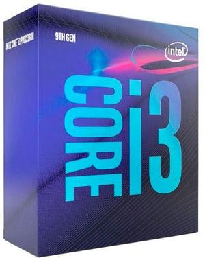 CPU Core i3-9100 3.6 GHz