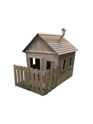 Spielhaus Ellen mit Terrasse