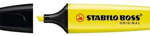 Boss Surligneur Original 70/24 jaune 2-5mm