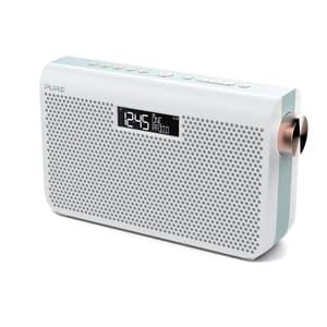 Pure One Maxi 3s DAB+ Radio jade/weiss
