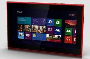 Nokia Lumia 2520 32 Go rouge