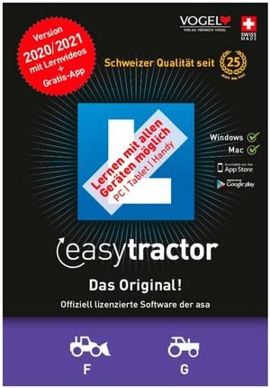 easytractor Kat. F/G 2020/21 (D/F/I)