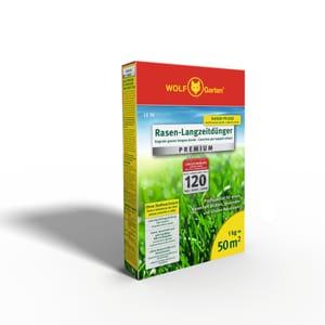 Rasen-Langzeitdünger. 1 kg