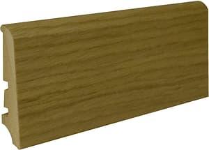 Plinthe en bois véritable plaqué chêne #1