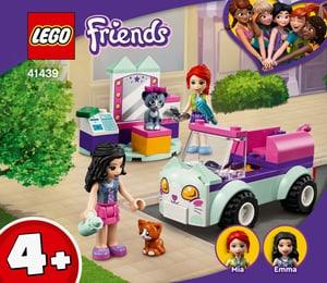 Friends 41439 Mobiler Katzensalon