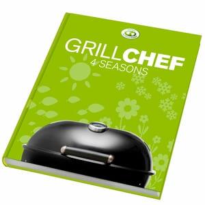 Grillbuch «Grillchef 4 Seasons» (D)