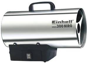 Heissluftgenerator HGG 300 Niro