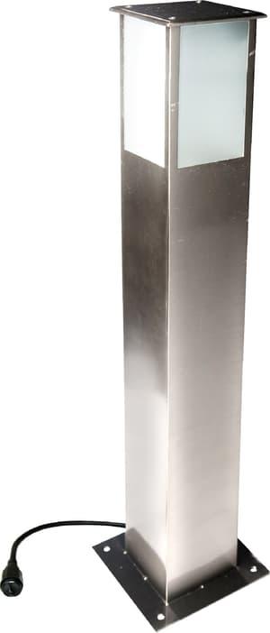 Lichtturm Inox 70 cm