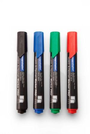 Marker combiné Pro+ Couleurs assort. 4 pcs.