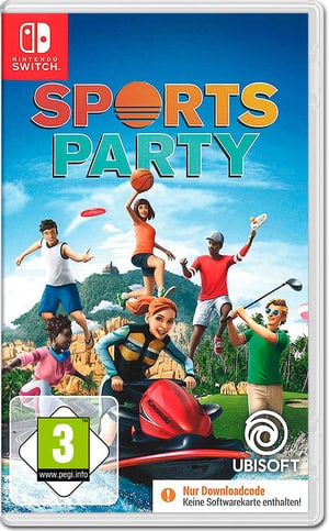 NSW - Sports Party D