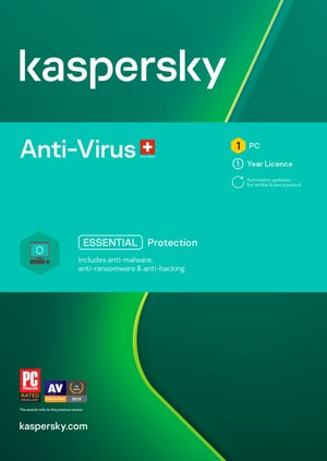 Anti-Virus (1 PC) [PC] (D/F/I)