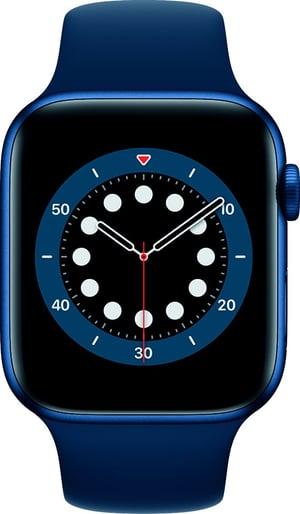 Watch Series 6 LTE 44mm Blue Aluminium Deep Navy Sport Band