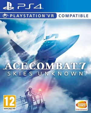 PS4 - Ace Combat 7 - Skies Unknown D