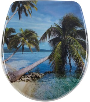 Sedile per WC Nice Palm