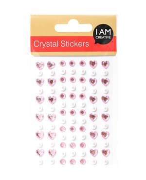 Crystal Sticker Set X