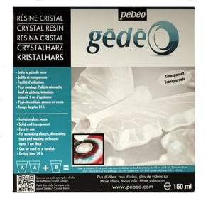 Kit Resine Cristal Dose 150ml