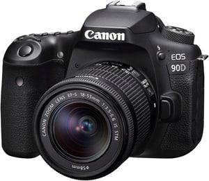 Canon EOS 90D + 18-55m
