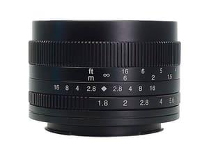 50mm F1.8 Fuji X