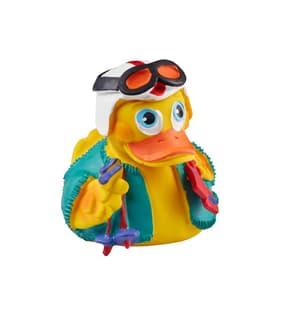 Canard de bain Skieur