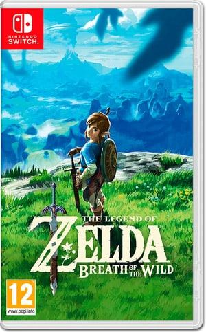 NSW - The Legend of Zelda: Breath of the Wild