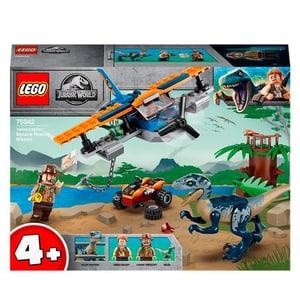 Jurassic World™ 75942 Vélociraptor : la mission de sauvetage e