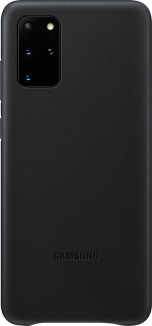 Hard-Cover Leather black