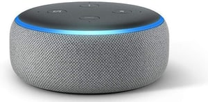 Echo Dot (3.Gen.) - Heather Gray
