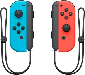 Switch Joy-Con 2er-Set neon