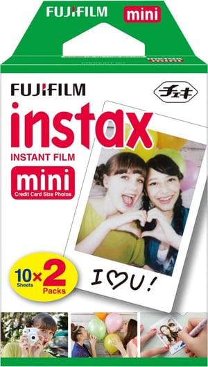 Instax Mini Film  2 x 10 Fotos