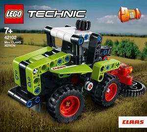 Technic  42102 Mini CLAAS XERION