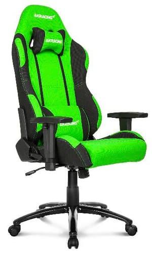 Prime siège de jeu vert / noir