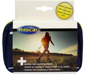 Farmacia per escursioni e tempo libero compresa pinzetta per zecche
