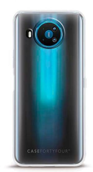 Soft-Cover Nokia 8.3 No.1 clear