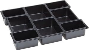 L-BOXX  102 Kleinteileeinsatz 8 Mulden