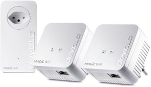 Powerline Magic 1 WIFI mini Multiroom Kit